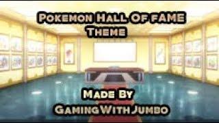 Pokemon Origins - Hall Of Fame Theme (READ DESCRIPTION)