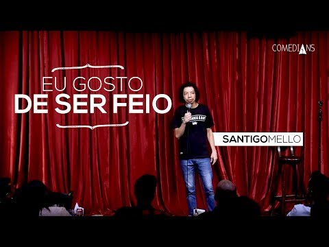 Santiago Mello - Eu Gosto de Ser Feio (Comedians Comedy Club)