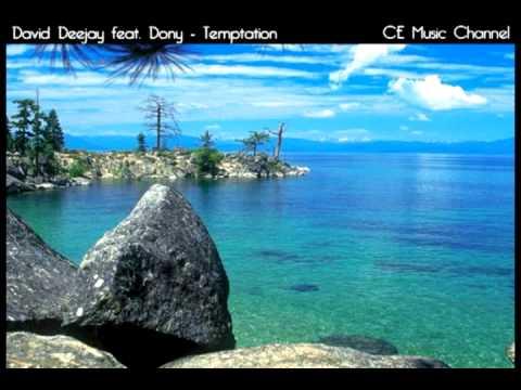 David deejay temptation lyrics