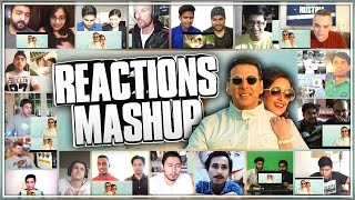 Rustom Official Trailer Reaction's Mashup by Subbotin