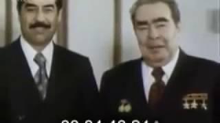 الزيارة التاريخية  لنائب رئيس الجمهورية صدام حسين الى الاتحاد السوفيتي 11 كانون الثاني 1978