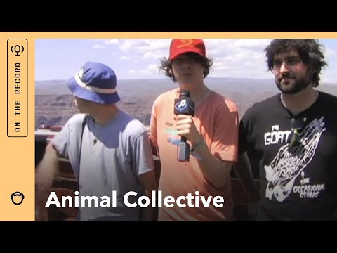 From The Vault: On The Record: Animal Collective