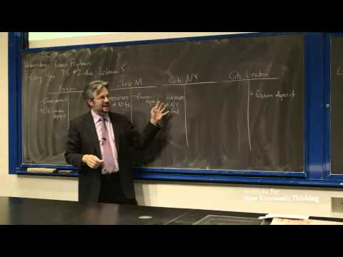 Perry Mehrling - Economics of Money and Banking seminar pt 1 - What are eurodollars