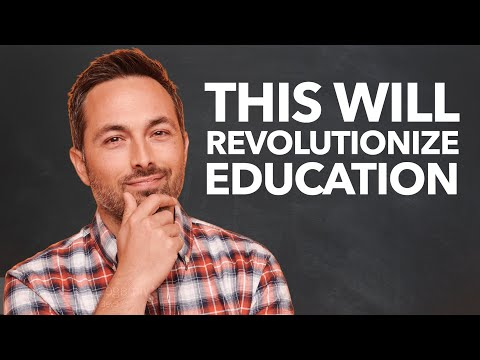 This Will Revolutionize Education
