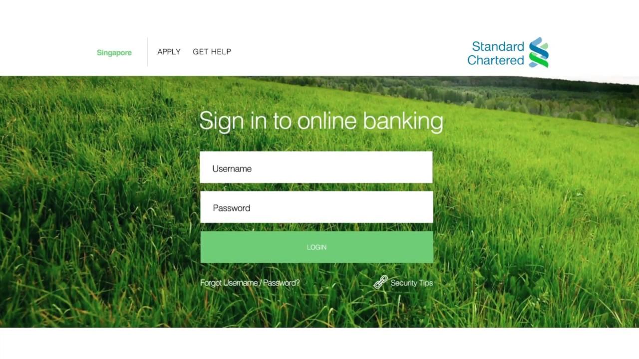 SG Online Banking