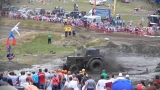 Гонки на тракторах. Бизон Трек Шоу 2014, 2015, 2016