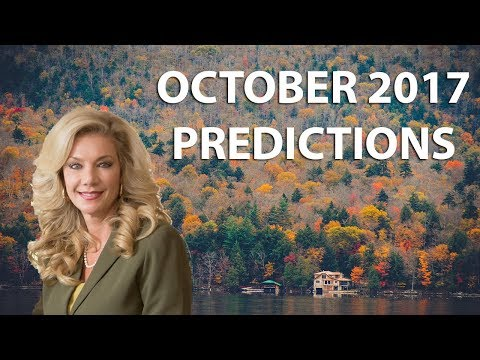 October Predictions 2017  From Destruction  to Peace