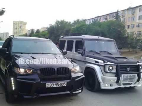 Azeri Cars 2012 By Liked Cars Of Azerbaijan part 1