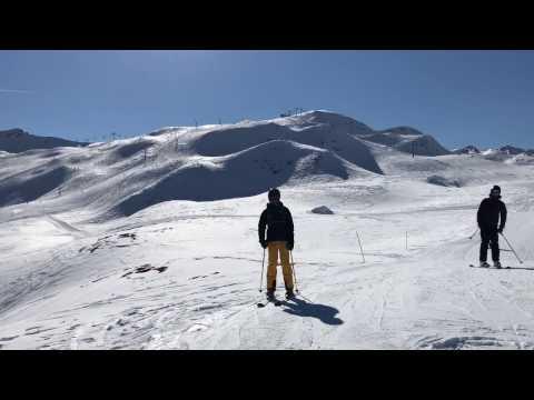 St Gervais - Ski 2017