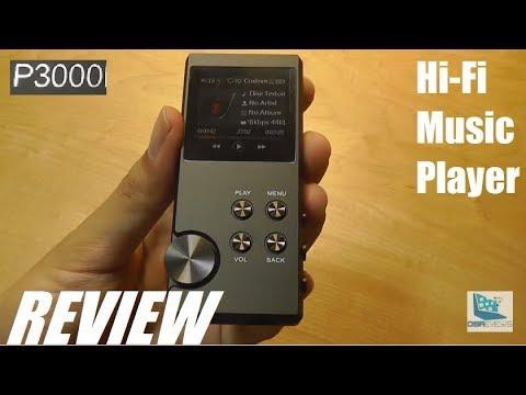 REVIEW: Bassplay P3000 HiFi Lossless MP3 Player DAC
