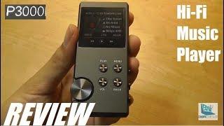 REVIEW: Bassplay P3000 Hi-Fi Lossless MP3 Player (DAC)