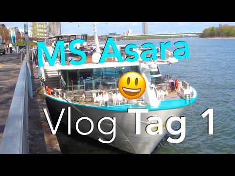 MS Asara - Vlog #1: Wir legen ab!