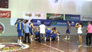 Boca celebrando al ritmo de los Wachiturros