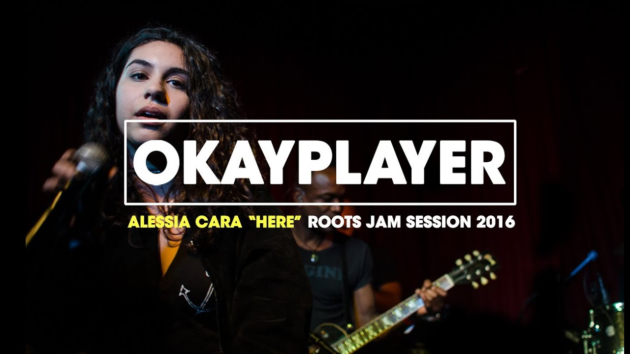 Alessia Cara & The Roots- Here (Live At The Roots Jam Session)