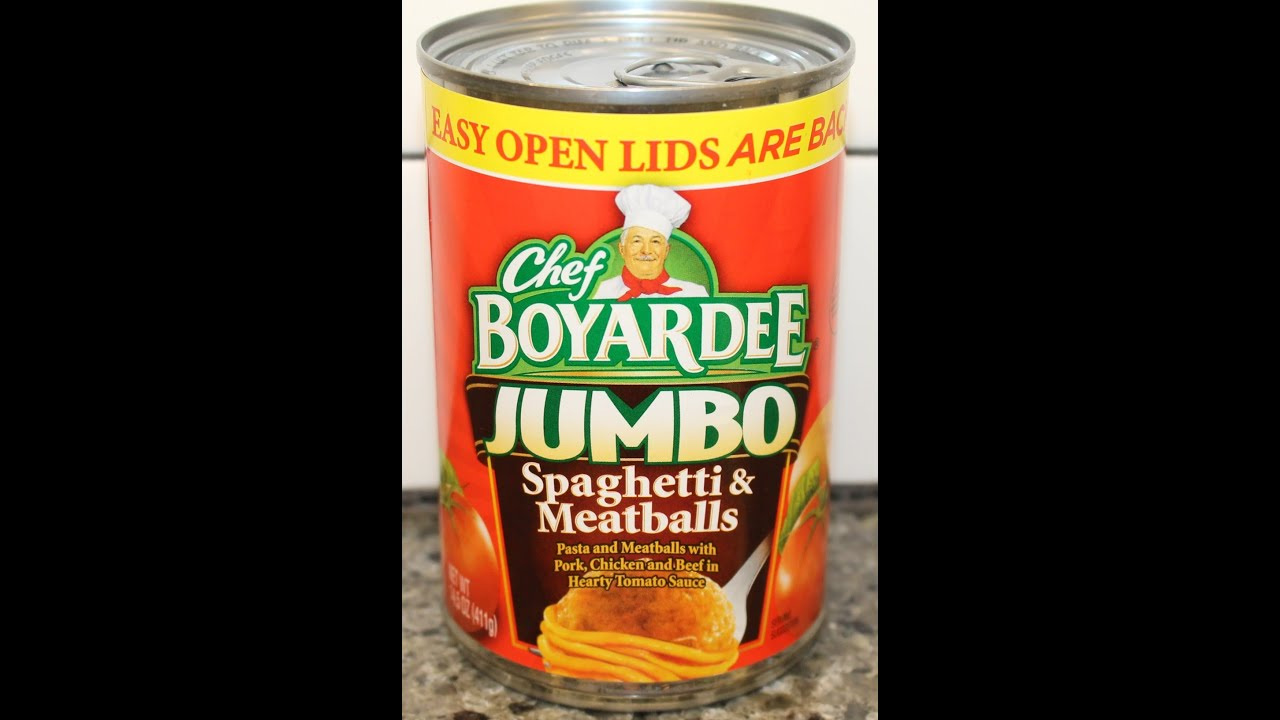 chef boyardee how to cook