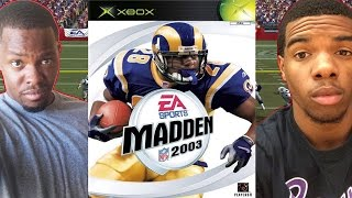OVERTIME THRILLER!? - Madden 2003 | #ThrowbackThursday ft. Juice