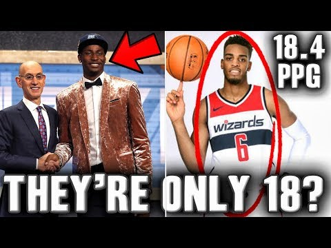 The Crazy Truth About The 3 Rookies Dominating The NBA Summer League