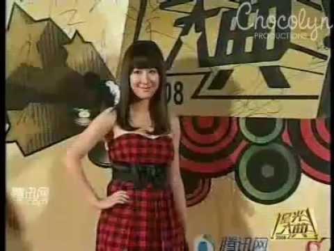 [ENGSUB] 2008.12.15 Star Grand Red Carpet - Zhang Li Yin