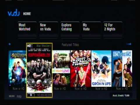 get a free rentalown a movie with vudu of the psn youtube