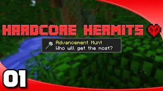 Hardcore Hermits - Ep. 1: A New Challenge!