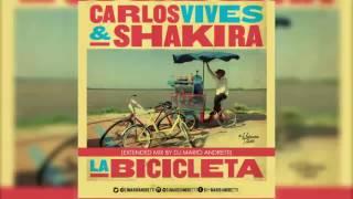 La Bicicleta ( Extended Mix Dj Mario Andretti ) - Carlos Vives Ft Shakira