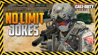 No Limit Jokes - These get bad, real bad, as always, watch at own risk.