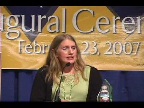 Libby Riddles' Iditarod Victory: 2007 Induction into the Alaska Sports Hall of Fame