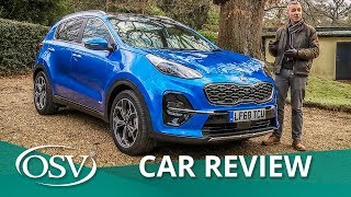 Kia Sportage 2019 and its fantastic 7 year warranty