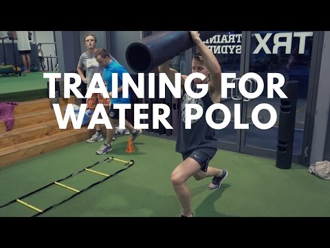Training For Water Polo