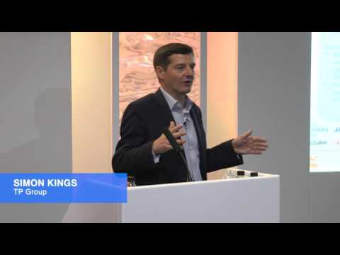 Simon Kings Executive Director of TP Group (TPG) at SHARES Innovators and Investors Forum