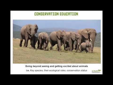 Conservation Education on Ol Pejeta