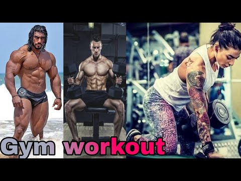 Trending Gym Workout Tik Tok Vedioes #fitness 21 | Trending Vedio On Tik Tok | Tik_tok India