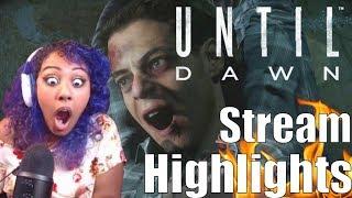 It's not HALF bad | UNTIL DAWN Highlights by Bellathekid!!!