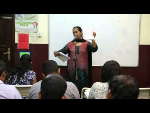 CEF Kuwait VBS 2015 Teachers Orientation - Inters