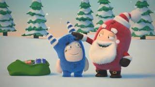 Oddbods Christmas gifts - fishing racing - cartoons for kids - 2018