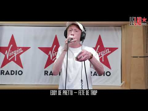 EDDY DE PRETTO - KID (VERSION LIVE) #LeLab