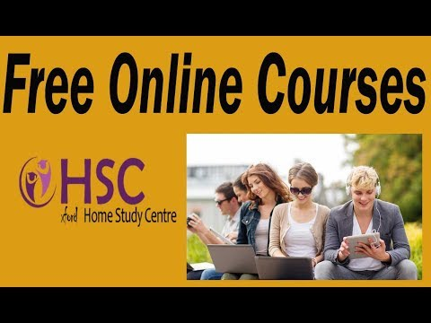 Free Online Courses With Certificates | Free Courses Online With