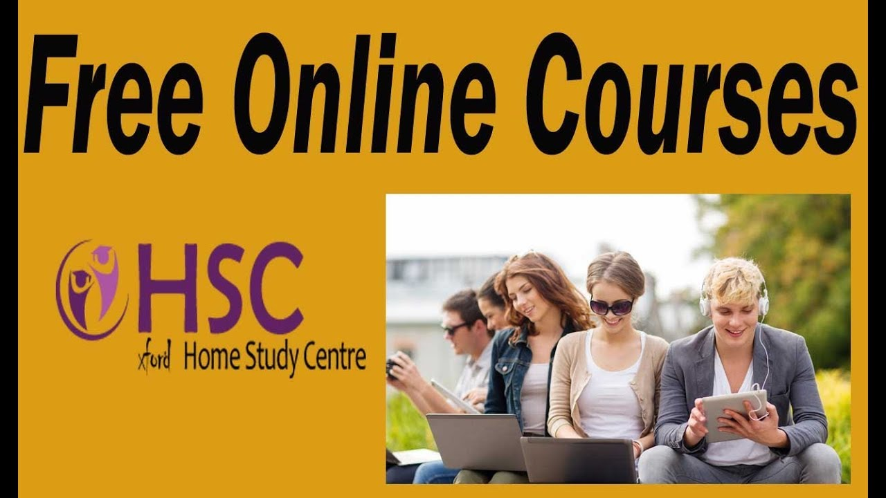 Free Online Courses With Certificates | Free Courses Online