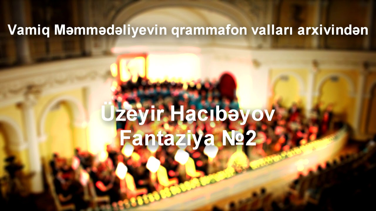 Agdas Musiqi mektebi.Uzeyir Hacibeyov - Fantaziya.Tarda ifa  edir Heyderov Ilkin.