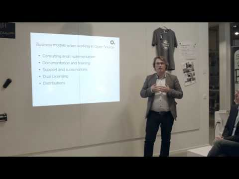 Business Models for Open Source - Jens Grip