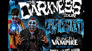 Twiztid Back To Hell: The Darkness Tour W/ Kung Fu Vampire Davey Suicide and More