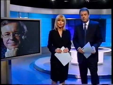 Regional Coverage of the death of Richard Whiteley  2005