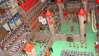 The Making of Playmobil KRULL Ritterburg