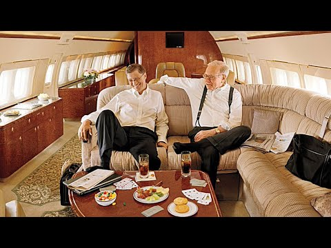 The Private Jets of The World's Richest CEOs