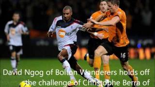 Bolton vs Wolverhampton 1-1 (31/12/2011) with match highlights.