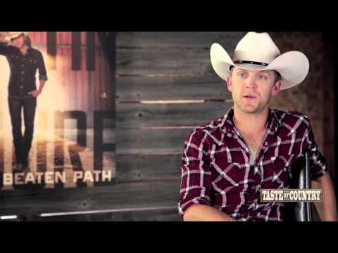 Justin Moore Talks to Taste of Country