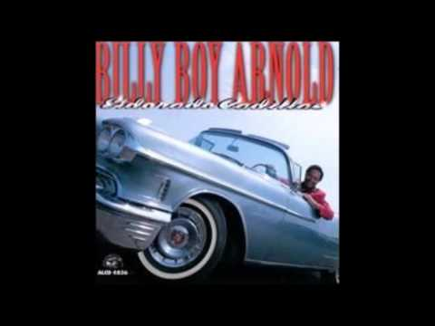 Mama's Bitter Seed , Billy Boy Arnold