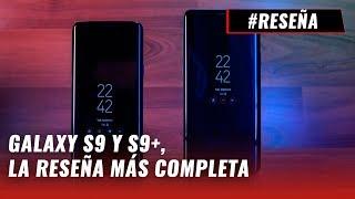 Samsung Galaxy S9+ y Galaxy S9, review en español
