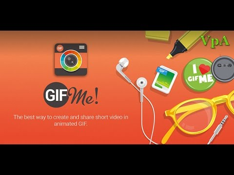 Как создать GIF анимацию из видео на Андроид