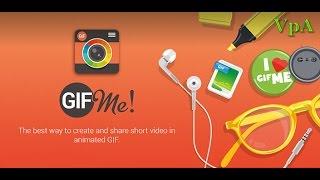 Как создать GIF анимацию из видео на Андроид(Gif Me! – это лучший способ сделать из короткого видео файл GIF и поделиться им. Все просто: снимите короткое..., 2014-10-28T07:50:41.000Z)